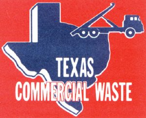 Texas Commercial Waste logo