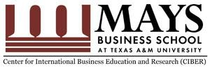 Mays Business School at Texas A&M Center for International Business Education and Research logo