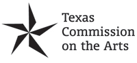 Texas Commission on the Arts logo