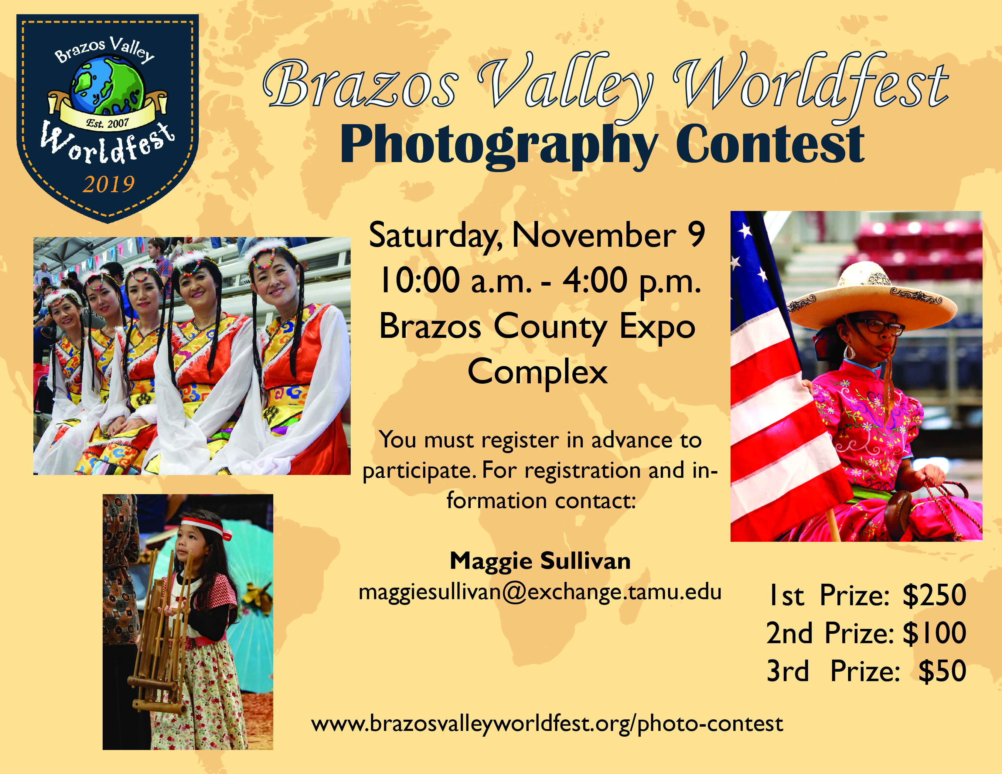 2018 Photography Contest Flyer